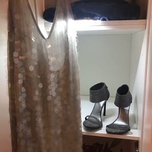 Motel Rocks Dresses - NWT Motel sequin mini dress, size small.